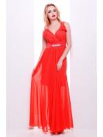 Сукня «Глорія» коралового кольору