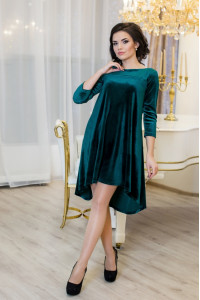 Сукня «Скарлет» зеленого кольору