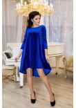 Сукня «Скарлет» кольору електрик