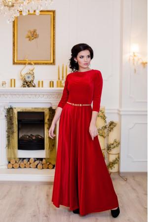 Сукня до підлоги червона – купити в Києві 34c4316160f58