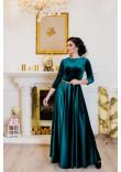 Сукня «Лада» зеленого кольору