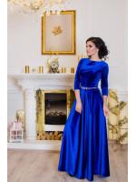 Сукня «Лада» кольору електрик