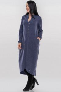 Сукня «Грета» синього кольору