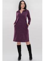 Сукня «Террі» фіолетового кольору