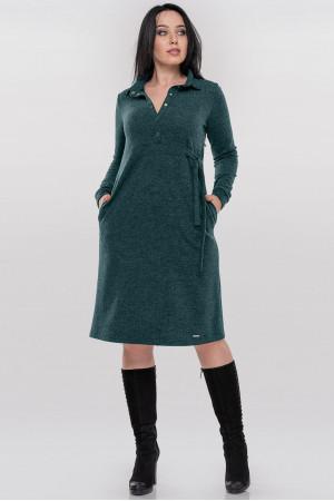Сукня «Террі» зеленого кольору
