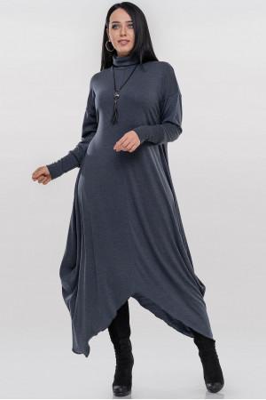 Сукня «Пілл» темно-сірого кольору