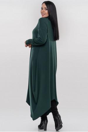Сукня «Пілл» темно-зеленого кольору