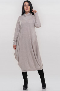 Сукня «Дорота» бежевого кольору