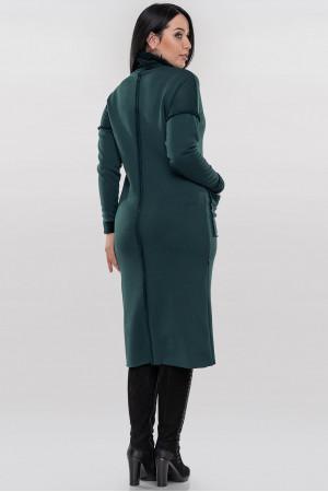 Платье «Анжелика» зеленого цвета