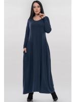 Сукня «Мейбел» синього кольору