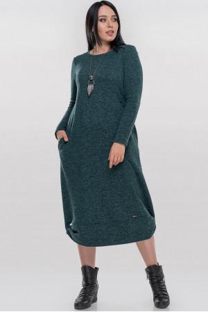 Сукня «Едо» зеленого кольору