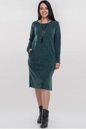 Сукня «Кайса» зеленого кольору