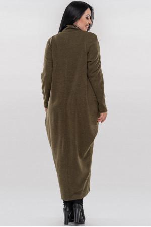 Сукня «Ебігейл» кольору хакі