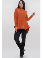 Туника «Эдда» оранжевого цвета