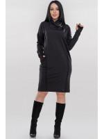Платье «Энди» черного цвета
