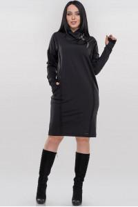 Сукня «Енді» чорного кольору