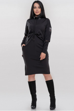 Сукня «Джетта» чорного кольору