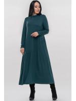 Сукня «Солвейг» бірюзового кольору