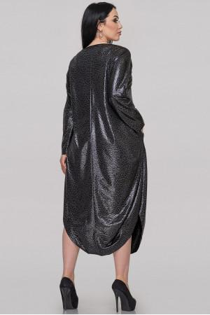 Платье «Рокс» с анималистичным принтом