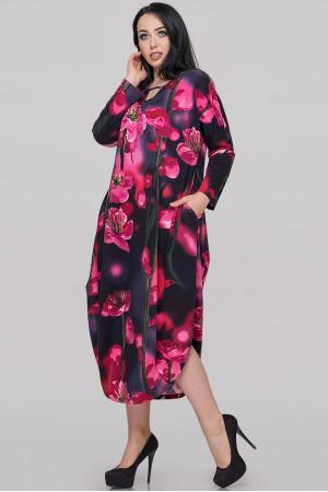 Сукня «Брао» з квітковим принтом