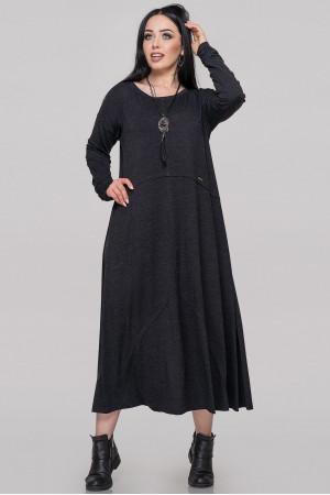 Сукня «Лоліта» темно-сірого кольору