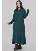Сукня «Лоліта» темно-зеленого кольору