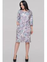Сукня «Шанія» бузкового кольору