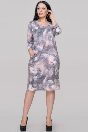 Сукня «Шанія» фіолетового кольору