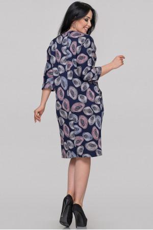 Сукня «Пілл» синього кольору