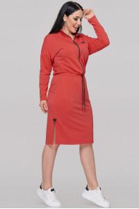 Сукня «Ліззі» червоного кольору