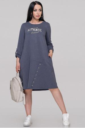 Сукня «Уітні» кольору джинс