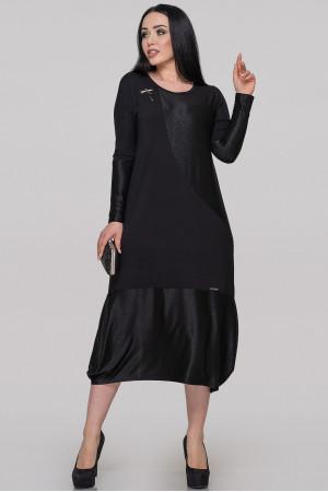 Сукня «Шарлотта» чорного кольору