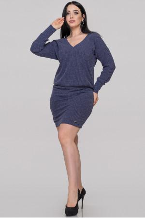 Сукня «Редо» синього кольору