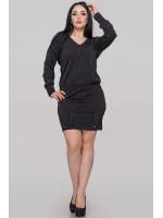 Сукня «Тіза» чорного кольору