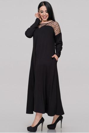 Сукня «Габі» чорного кольору