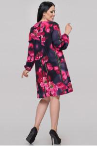 Сукня «Севілла» з квітковим принтом