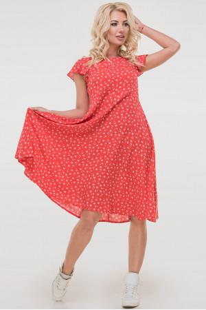 257e491df09c3e Сукня «Лілас» червоного кольору – купити у Києві, Україні