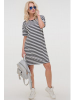 Сукня «Бренда» чорно-біла