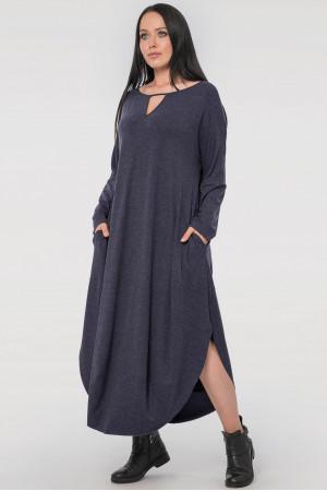 Сукня «Ніколь» синього кольору