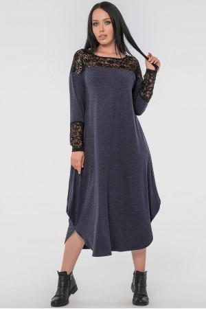 Сукня «Брая» синього кольору
