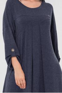Сукня «Калхіда» синього кольору