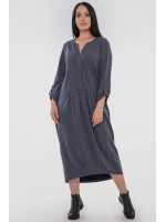 Платье «Сусанна» цвета джинс
