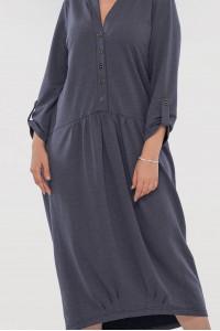 Сукня «Сусанна» кольору джинс