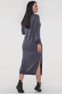 Сукня «Барбара» кольору джинс