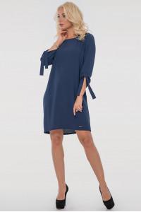 Сукня «Еліс» синього кольору