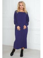 Сукня «Моллі» фіолетового кольору