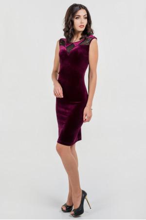 Сукня «Віолетта» лілового кольору