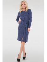 Сукня «Лора» синього кольору
