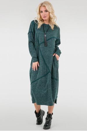 Сукня «Діша» зеленого кольору