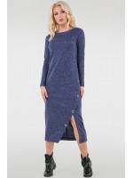 Платье «Нора» синего цвета